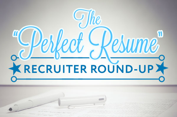 Resume Writing Tips For 2017 - The Perfect Resume Template Finale